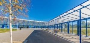 Shelter designed for Haberdashers School