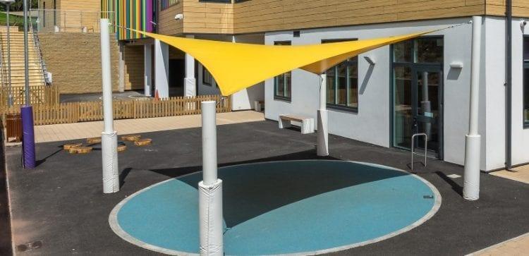 Pontprennau Primary School Canopy