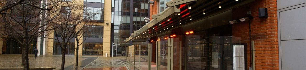 Cielo Restaurant Canopy