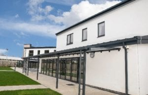Hafod Y Gest Care Home Canopy