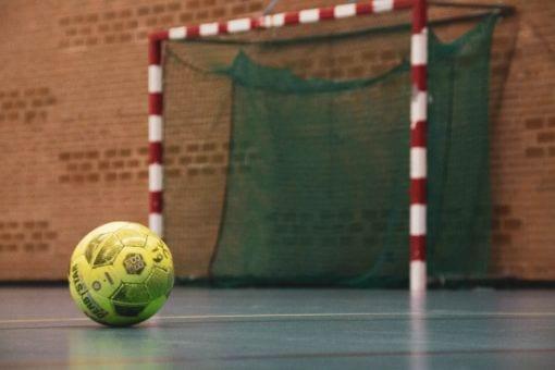 Handball Ball and Goal