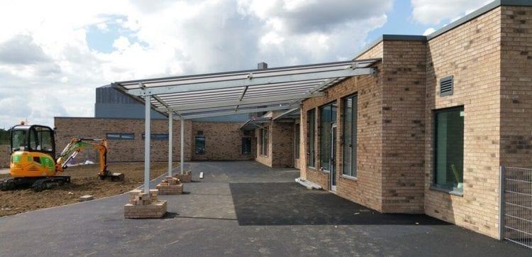 Rugby Radio School Canopy
