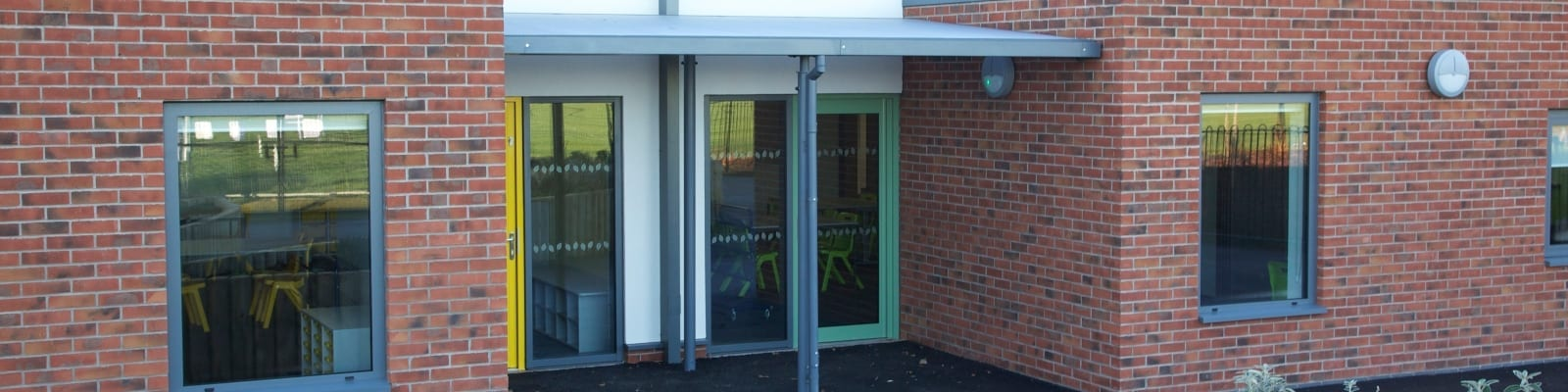 Ashmount School Shelter