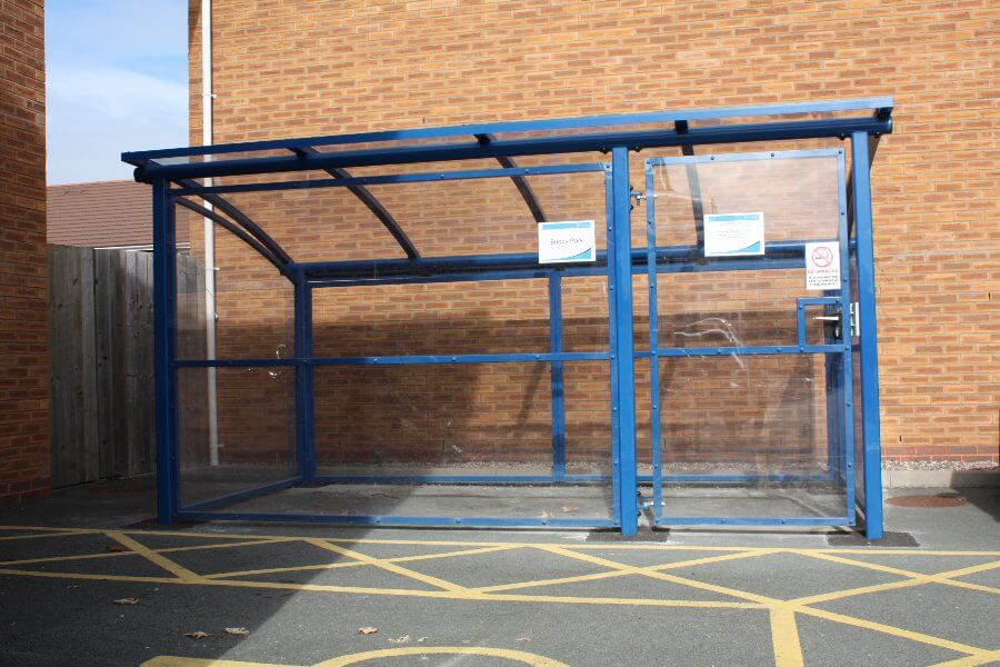 Blue School Secure Buggy Store