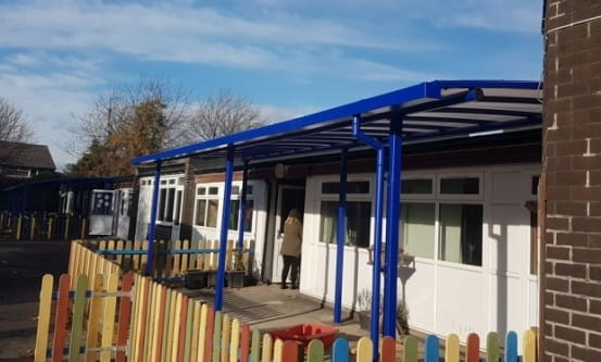 Broomfield School Canopy