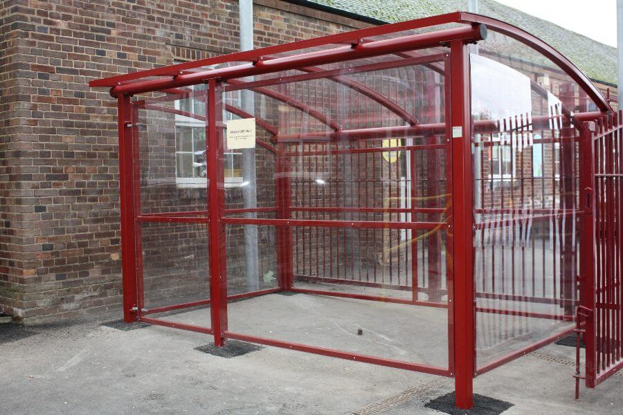Red Secure Buggy Store