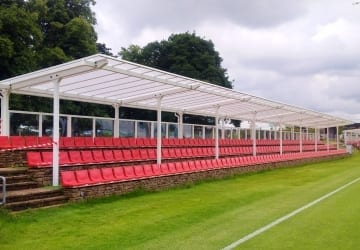 Football Seating Canopy