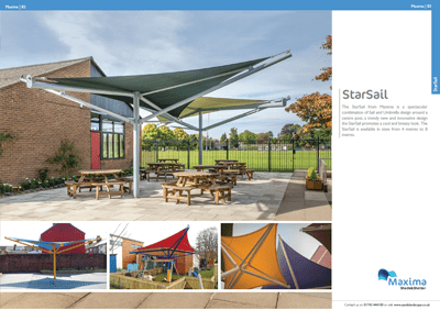 A&S Landscape Maxima StarSail Brochure