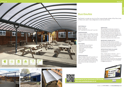 A&S Landscape Motiva Duo Double Brochure