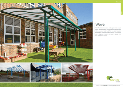A&S Landscape Motiva Wave Brochure