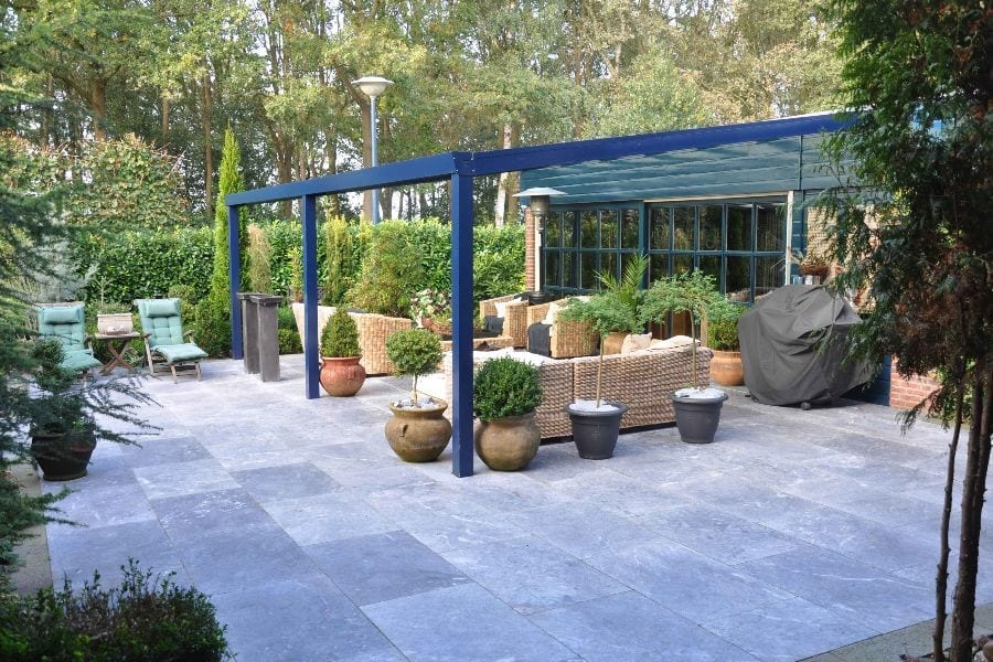 Garden Centre Shelter