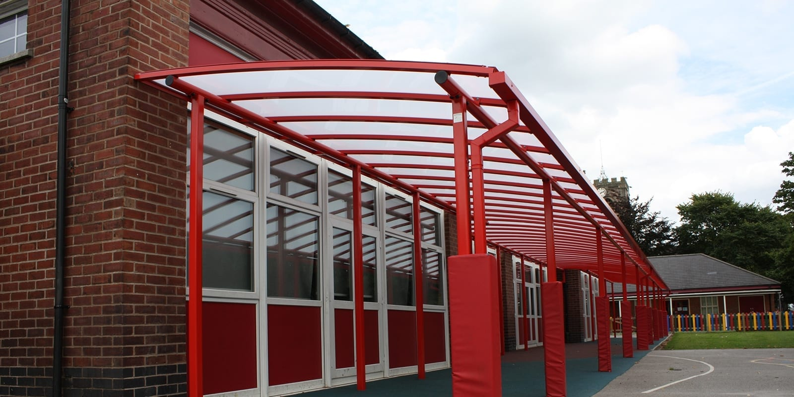 Shelton Infants School Canopy