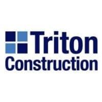 Triton Construction Logo