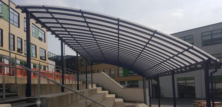 Netherwood Academy Shelter