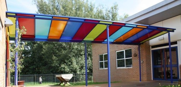 Billingbrook School Shelter
