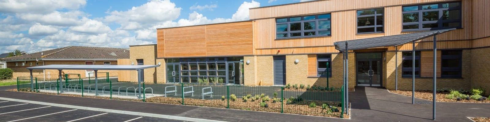 Simon Balle All Through School Shelters