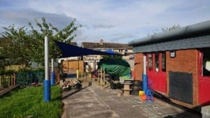 Fulwood St Peter's CE Primary School Sail Shade