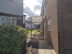 Banstead Preparatory School Shelter