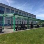 Blackpool Aspire Academy Green Canopy