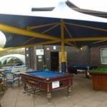 Droitwich High School Umbrella Canopy