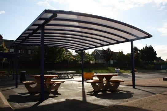 Firth Park Academy Canopy