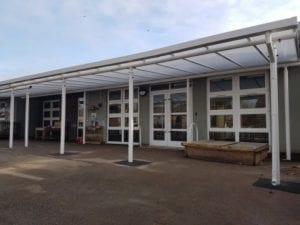 Furzefield School Shelter