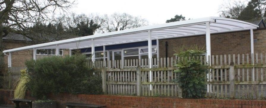 Gillotts School Shelter