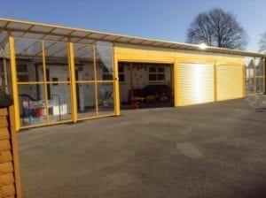Gillshill Primary School Canopy