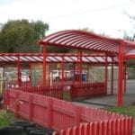 Great Barr Primary School Canopy