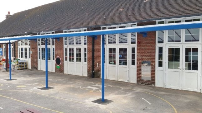 Haberdashers Askes Knights School Shelter