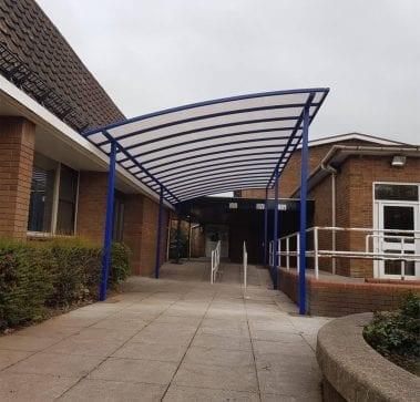 Idsall School Shelter