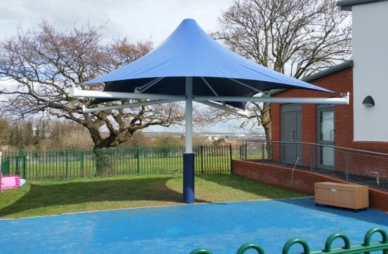 Jigsaw Playgroup Umbrella Canopy