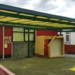 Lower Heath Primary School Canopy