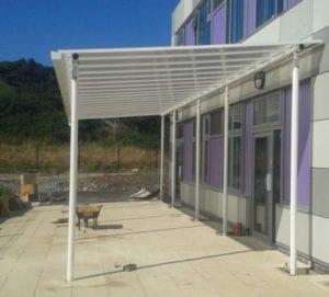 Martello Grove Academy Shelter