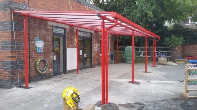Mary Swanwick Primary School Shelter