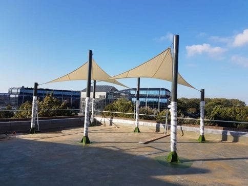 Maxet House Shade Sails