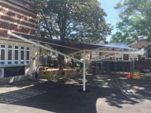 Mayfield School Canopy