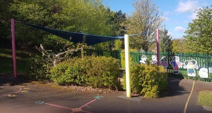 Oughtibridge School Canopy
