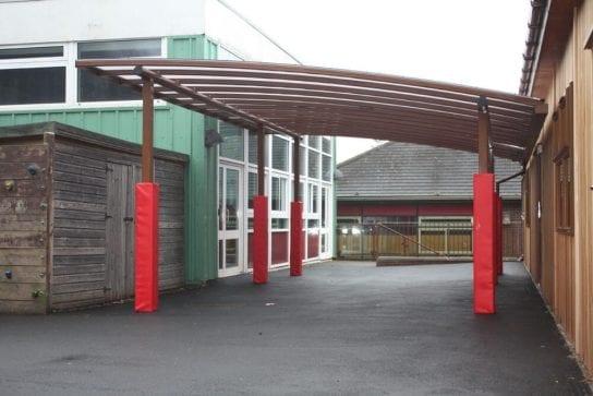 St Bartholmew's School Shelter