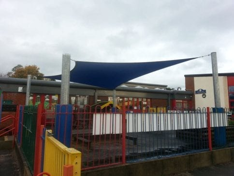 St Peters Primary School Shade Sail
