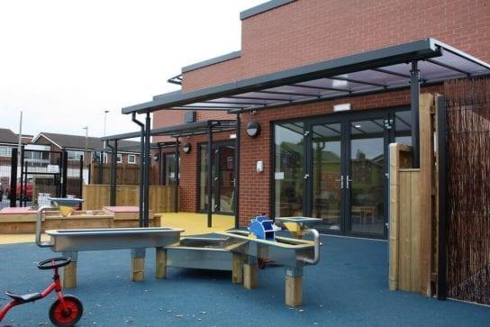 Swinton Kids Nursery Canopy