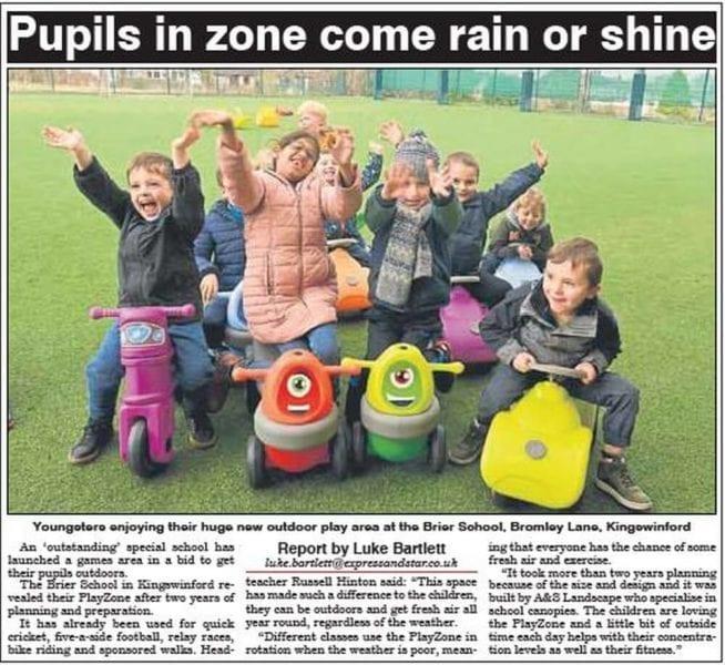 The Brier School Newspaper