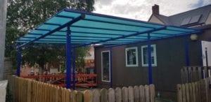 Ullesthorpe Primary School Shelter