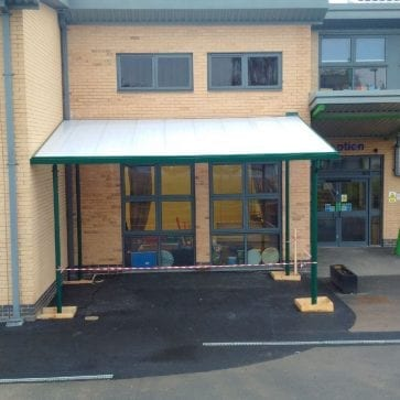 Wheelers Lane Primary School Canopy
