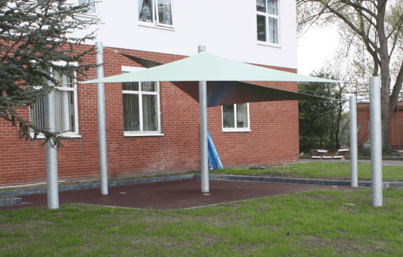 Wirral Medical Centre Canopy