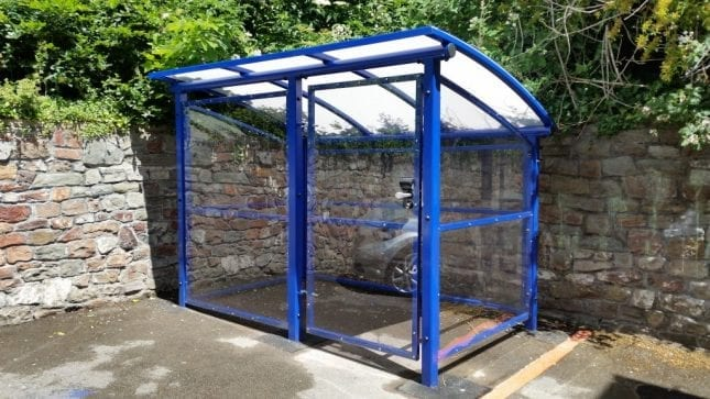 Woodland House Nursery Buggy Shelter