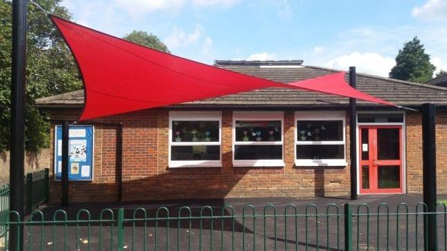 Woolston Infant School Canopy
