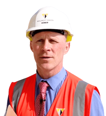 Willmott Dixon Site Manager