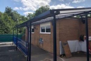 Reynalds Cross School Canopy