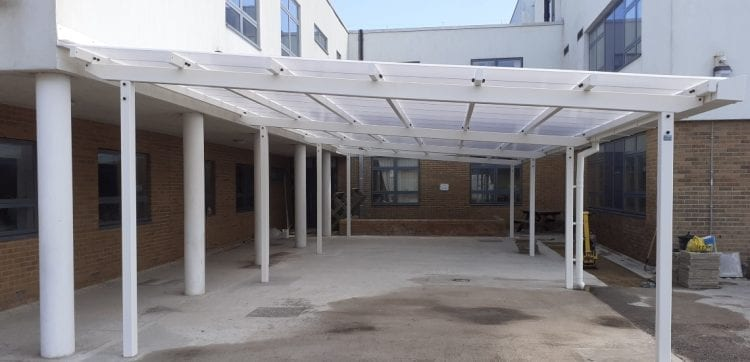 Seahaven Academy Shelter